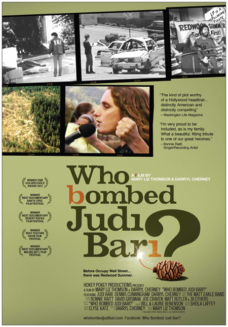 Who Bombed Jud Bari Awards Poster